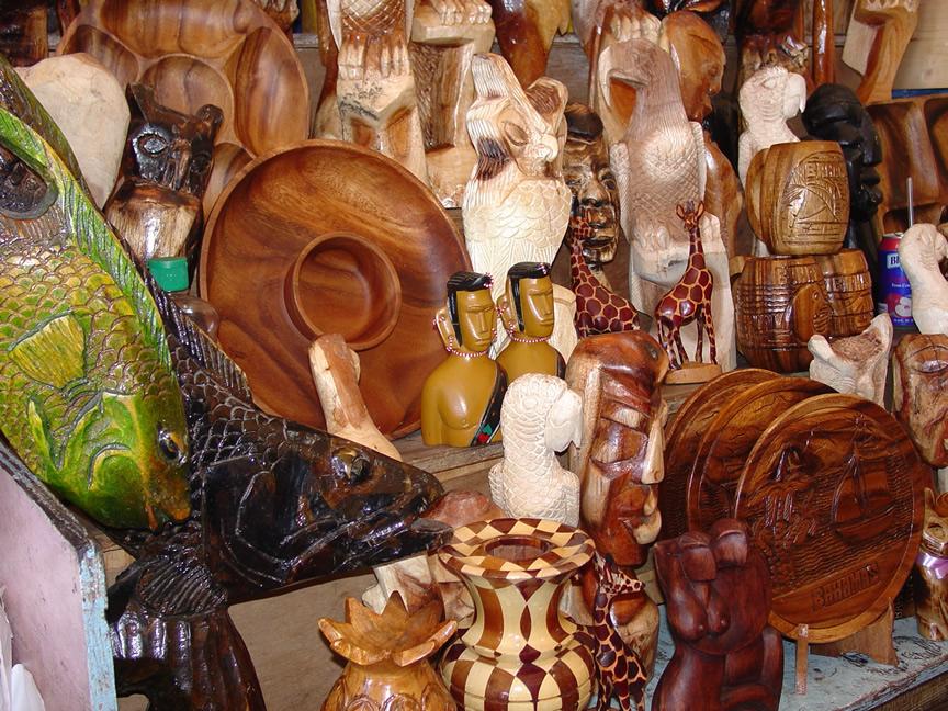 Souvenir & Craft Shopping