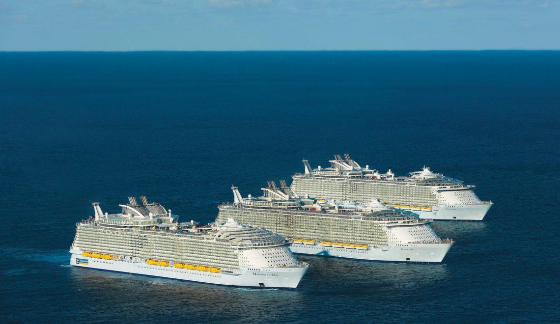 Oasis Class Ships