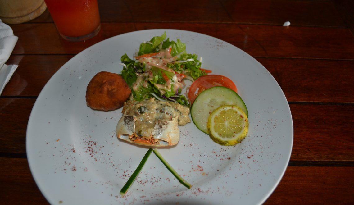 BB's Crabback – Grenada
