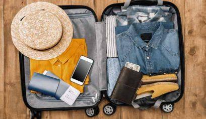 Tips & FAQ's paking bags