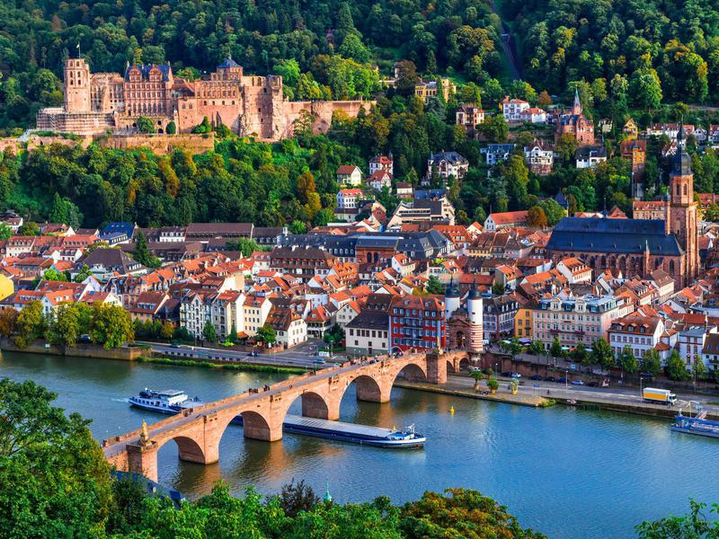 Europe by River