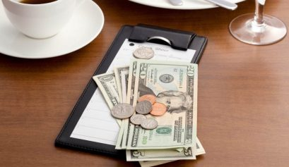 paying gratuities